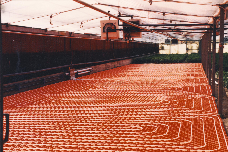 Impianti a pavimento a rovigo fornasiero giuseppe for Progettazione di piani di pavimento capannone