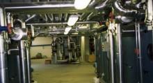 Impianto aria condizionata Industriale